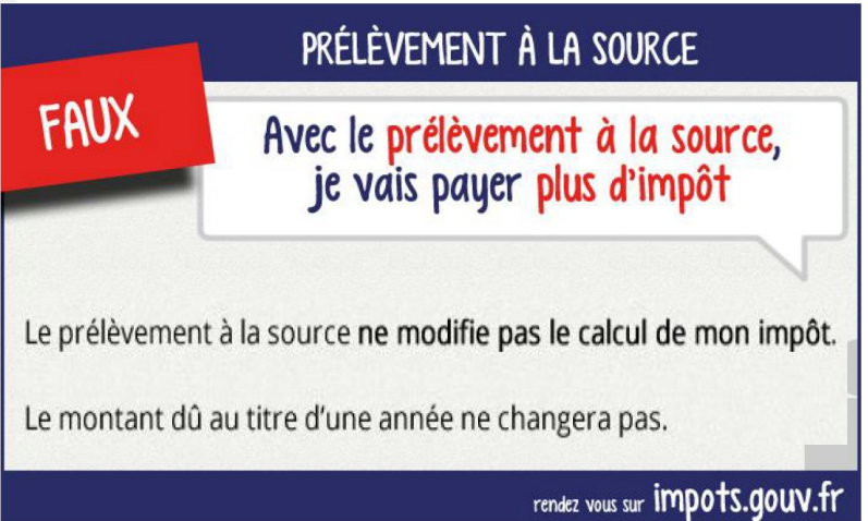 Impots Prelevement A La Source Quels Changements Aadprox