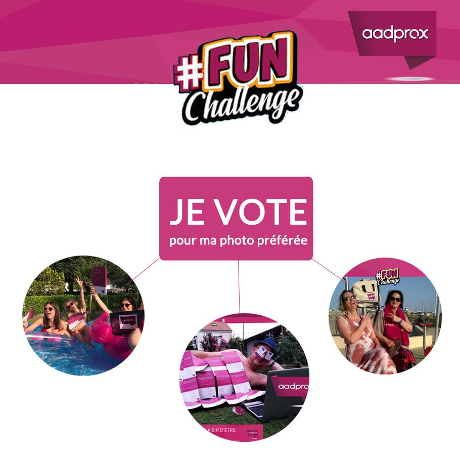 Challenge photo fun Aadprox !!