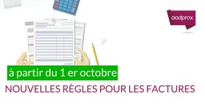 Mentions obligatoires d'une facture : ce qui change au 1er octobre