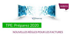 La facturation électronique : une dernière vague au 1er janvier 2020