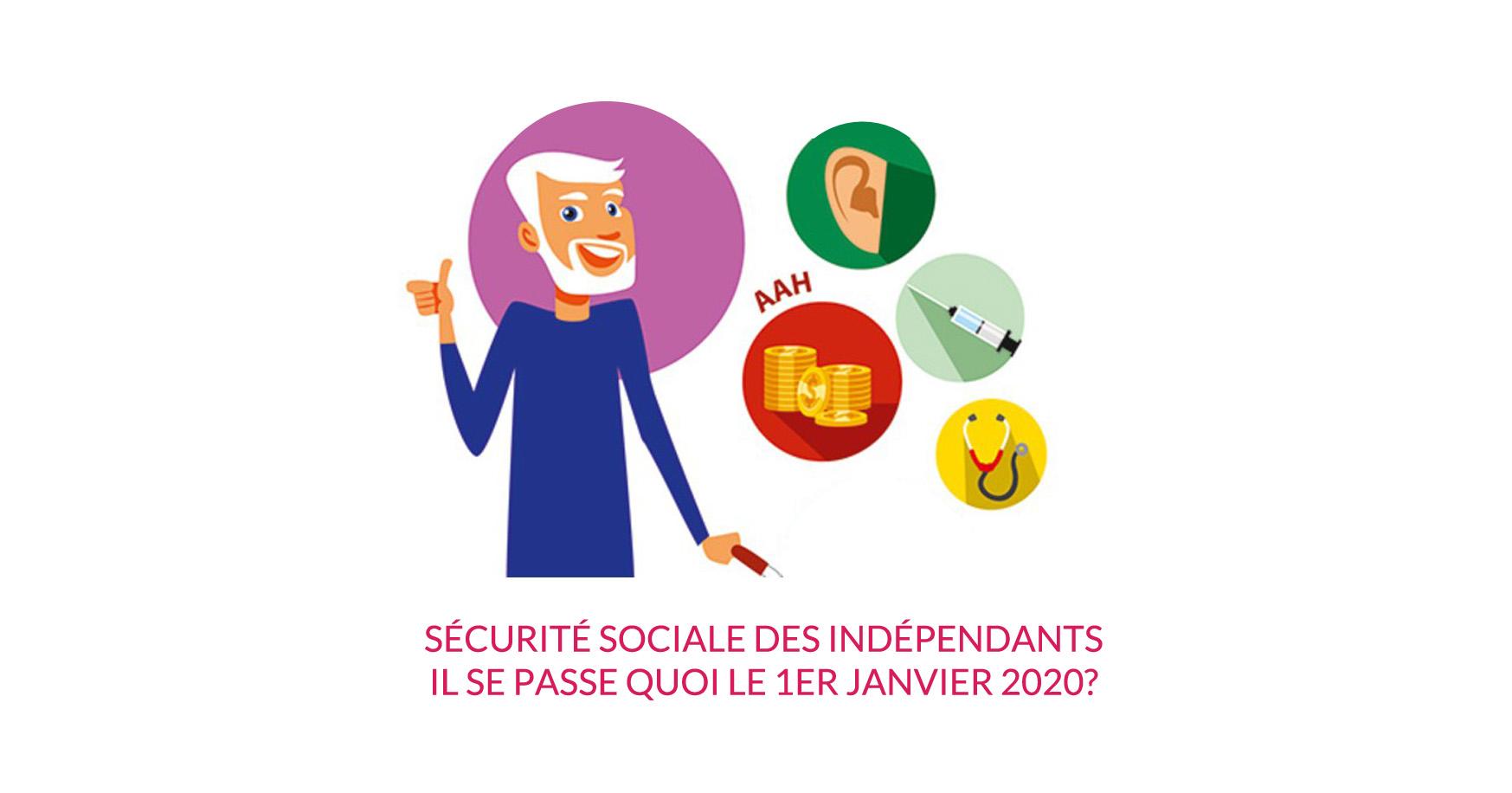 Qu'est-ce que la Sécurité sociale des indépendants ?