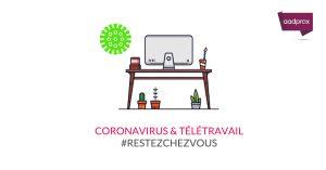 COVID-19 & télétravail