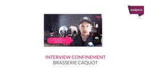 Interview confinement d'Antoine Caquot de la Brasserie Caquot en Savoie