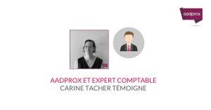 Carine TACHER – l'Aadprox et l'expert-comptable